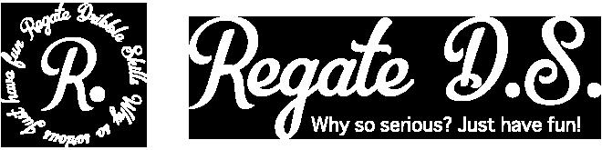 REGATEドリブル塾-公式ホームページ Logo
